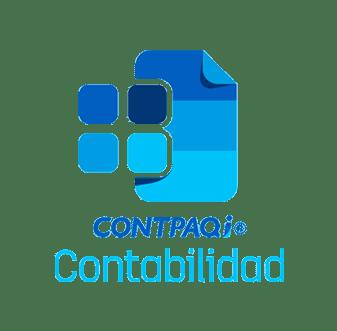 Logotipo de sistema CONTPAQi Contabilidad.